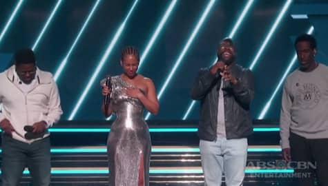 Alicia Keys at Boyz II Men, nagbigay ng tribute kay Kobe Bryant sa opening ng Grammys Image Thumbnail