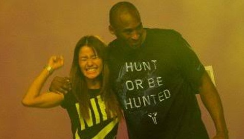Bianca Gonzalez, ibinahagi ang mga larawan nila ni Kobe Bryant Image Thumbnail