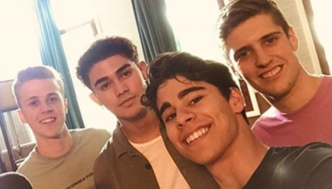 Umagang kay Ganda: Inigo Pascual, makakasama ng British boy band na 'New Rules' sa UK at Ireland concert tour Image Thumbnail
