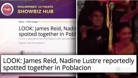 TV Patrol: Nadine at James, magkaibigan pa rin matapos ang hiwalayan Image Thumbnail