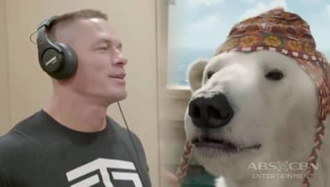 TV Patrol: John Cena, masaya na nabigyang boses si Yoshi Image Thumbnail