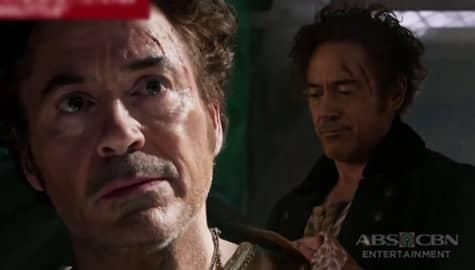 TV Patrol: Robert Downey Jr., nagbabalik sa remake ng Dolittle Image Thumbnail