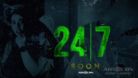 "WATCH: Epic trailer of Julia Montes' comeback series ""24/7"""