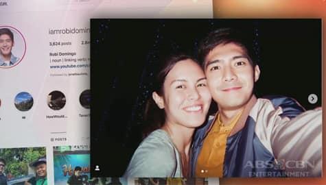TV Patrol: Robi, ibinahagi ang mga natutunan sa non-showbiz girlfriend na si Maqui Image Thumbnail