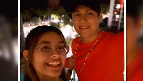 Umagang Kay Ganda: Enrique, ibinahagi ang iba pang video ng kanilang pagliwaliw sa Hawaii kasama si Liza Image Thumbnail