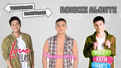Throwback Backtrack with Ronnie Alonte Image Thumbnail