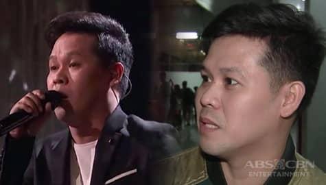 TV Patrol: Marcelito Pomoy, muntik hindi makapagtanghal dahil sa paninikip ng dibdib Image Thumbnail