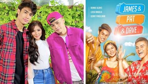 """Ang mga dapat mong abangan sa pelikulang """"James and Pat and Dave"""" Image Thumbnail"""