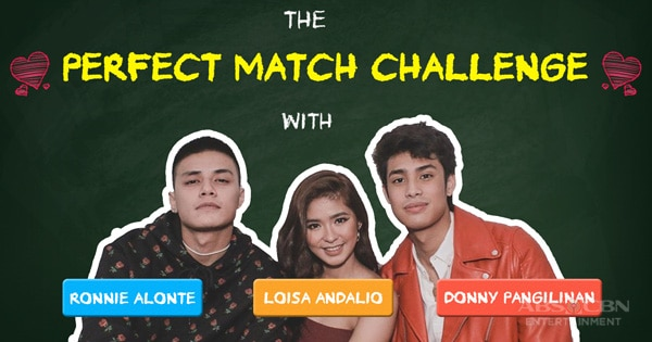 Perfect Match Challenge with James and Pat and Dave  Image Thumbnail