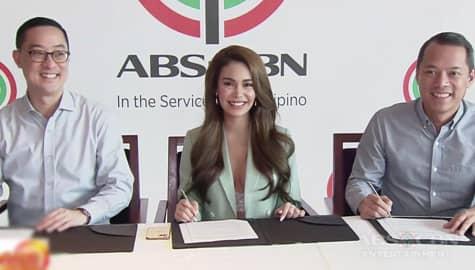 Umagang Kay Ganda: Ivana Alawi, pumirma ng kontrata sa ABS-CBN Image Thumbnail
