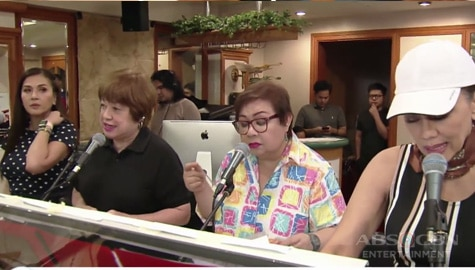TV Patrol: OPM Icons, nagpakita ng suporta at paninindigan sa ABS-CBN Image Thumbnail