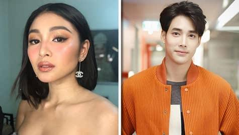 Umagang Kay Ganda: Nadine Lustre, on-screen partner ang Thai actor na si Denkhun Ngamnet sa teleseryeng 'Burado' Image Thumbnail