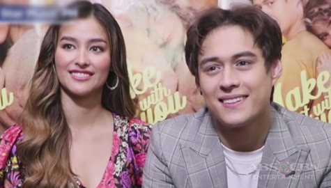 Umagang Kay Ganda: Liza Soberano at Enrique Gil, sumabak sa 'Complete the Lyrics' challenge Image Thumbnail