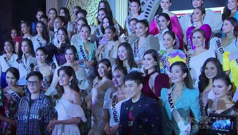 TV Patrol: 52 Kandidata ng Miss Universe Philippines ipinakilala na Image Thumbnail