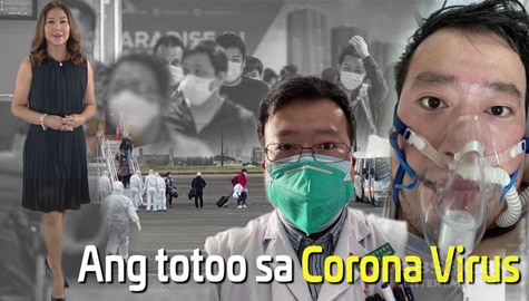 Rated K: An update on the case of 2019 Novel coronavirus here in the Philippines Image Thumbnail