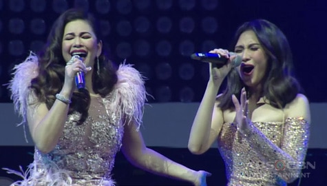 TV Patrol: OPM royalties Regine at Sarah, nagpasiklab sa 'Unified Concert' Image Thumbnail