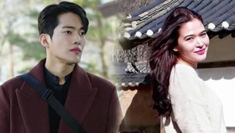 Umagang Kay Ganda: Bela Padilla, makakasama sa pelikula ang South Korean actor na si Kim Gun-Woo Image Thumbnail