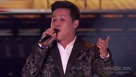 TV Patrol: Marcelito Pomoy, 3rd runner-up sa 'America's Got Talent: The Champions' Image Thumbnail