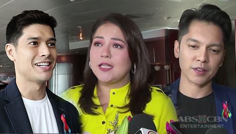 TV Patrol: Kapamilya Stars, nagpahayag ng suporta sa ABS-CBN Image Thumbnail