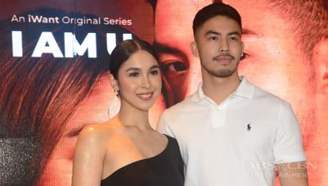 """Umagang Kay Ganda: Julia Barretto at Tony Labrusca, magtatambal sa bagong iWant series na """"I Am U"""" Image Thumbnail"""