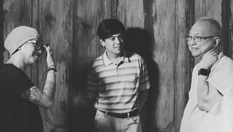 Umagang Kay Ganda: Behind the scene photos ni John Lloyd Cruz para sa pelikulang 'Servando Magdamag', ipinasilip Image Thumbnail