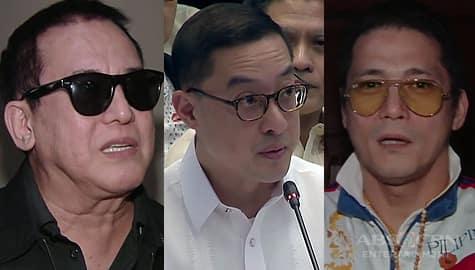 TV Patrol: Robin Padilla at Phillip Salvador pinuri ang paghingi ng dispensa ni ABS-CBN President Carlo L. Katigbak Image Thumbnail