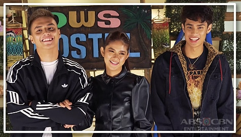 Fun PAT-Challenge with Loisa, Ronnie and Donny Image Thumbnail
