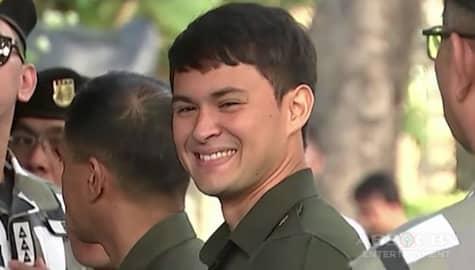 Umagang Kay Ganda: Matteo Guidicelli, dumalo sa aktibidad ng Presidential Security Group sa Malacañang Image Thumbnail