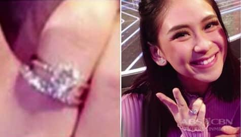 Umagang Kay Ganda: Sarah Geronimo, spotted na suot ang kanyang wedding ring Image Thumbnail