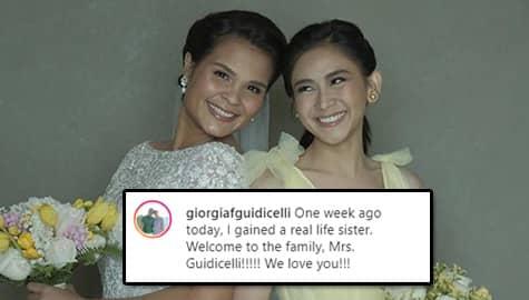 Umagang Kay Ganda: Kapatid ni Matteo Guidicelli, tinawag na 'real life sister' si Sarah Geronimo Image Thumbnail