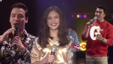 TV Patrol: Sarah at Matteo, binati ng mga kaibigan sa showbiz kasunod ng kanilang kasal  Image Thumbnail