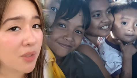 Umagang Kay Ganda: Angeline Quinto, nagpasaya ng mga bata Image Thumbnail