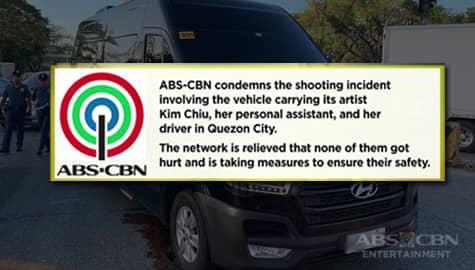 Umagang Kay Ganda: ABS-CBN, kinokondena ang nangyaring pamamaril sa sasakyan ni Kim Chiu Image Thumbnail