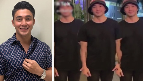 Umagang Kay Ganda: Arron Villaflor, hataw sa Tiktok Image Thumbnail