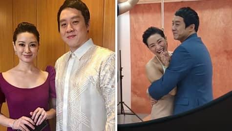 Umagang Kay Ganda: Maricar Reyes-Poon, hindi makapag-emote kapag ka-eksena ang mister Image Thumbnail