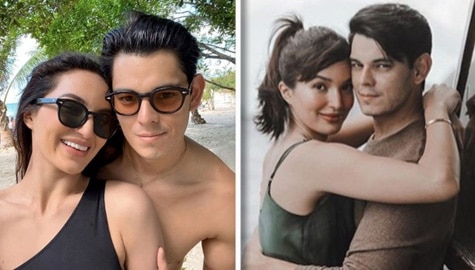 "Richard Gutierrez & Sarah Lahbati: ""We only wish good health for everyone and we hope to celebrate with you as soon as things get better"""