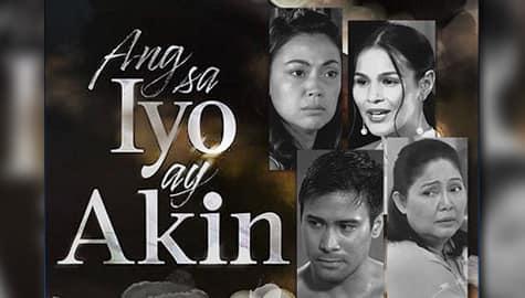 """Umagang Kay Ganda: Iza, Jodi, Sam at Maricel, bibida sa bagong serye na """"Ang Sa Iyo ay Akin"""" Image Thumbnail"""