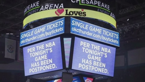Umagang Kay Ganda: NBA, sinuspinde ang buong season matapos magpositibo si Rudy Gobert sa CoVid-19 Image Thumbnail