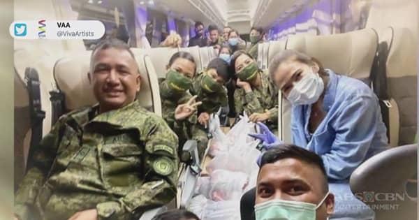 TV Patrol: Bela Padilla, namahagi na ng relief packs matapos makalikom ng higit P3 Milyon Image Thumbnail