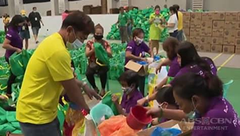 TV Patrol: Pantawid ng Pag-ibig ng ABS-CBN, nagsimula nang mamahagi ng tulong sa ilang bahagi ng Metro Manila Image Thumbnail