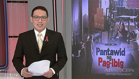 TV Patrol: Pantawid ng Pag-ibig ng ABS-CBN: 1,000 kahon ng tubig at alcohol na donasyon ng Lucio Tan Group Inc., naihatid sa iba-ibang Local Government Unit