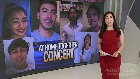 Pantawid ng Pag-ibig At-Home Together Concert airs live on TV and streams on digital platforms on Sunday night Image Thumbnail