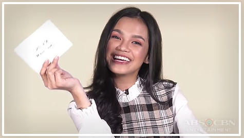 How many songs can Zephanie Dimaranan sing in 3 minutes? Image Thumbnail