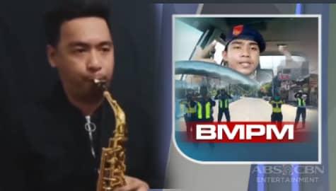 TV Patrol: Mga Bayan Patroller, nagbahagi ng kanilang pasasalamat at pagpupugay para sa mga frontliner Image Thumbnail