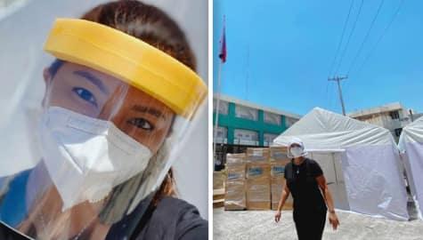TV Patrol: Angel Locsin at iba pang donors, tuloy ang tulong Image Thumbnail