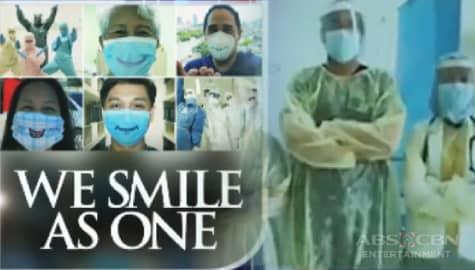"""TV Patrol: Frontliners, pinasalamatan sa """"We Smile as One"""" video ng Tourism Department Image Thumbnail"""