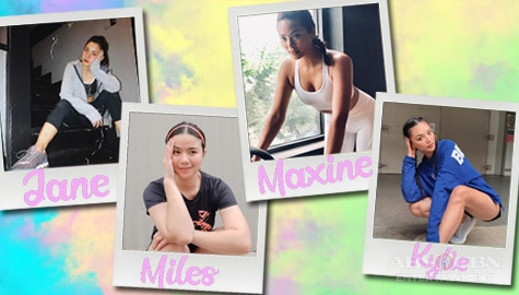 Find out how Kapamilya stars stay fit with their workout and diet regimen! Image Thumbnail