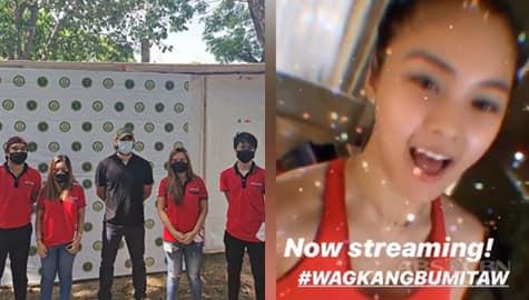 TV Patrol: Kim at Gerald, walang tigil sa pagtulong sa gitna ng lockdown  Image Thumbnail