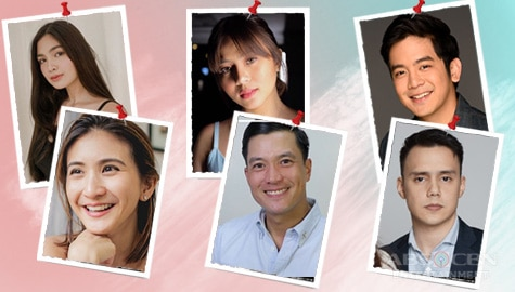 Find out if these Kapamilya stars are actually related to each other