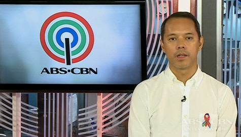 WATCH: ABS-CBN Chairman Mark Lopez delivers speech on the NTC's order to halt broadcast on TV and radio